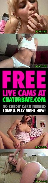 Chaturbate Left 160×600 2